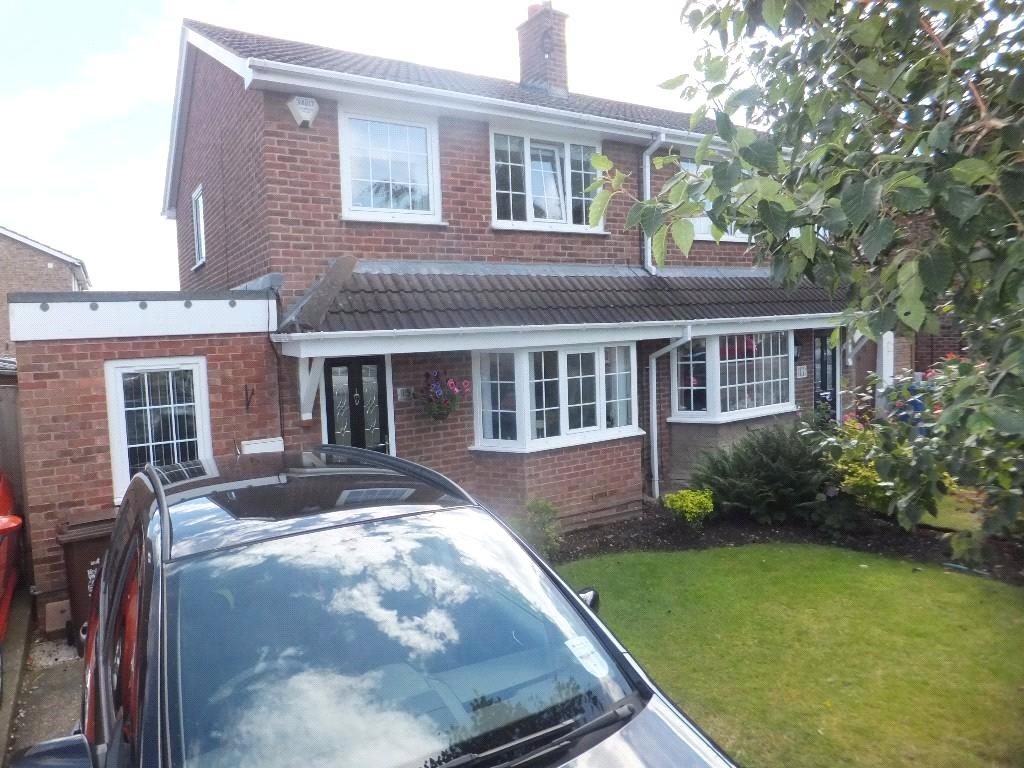 4 Bedrooms Semi Detached House for sale in The Pastures, Mansfield Woodhouse, NG19