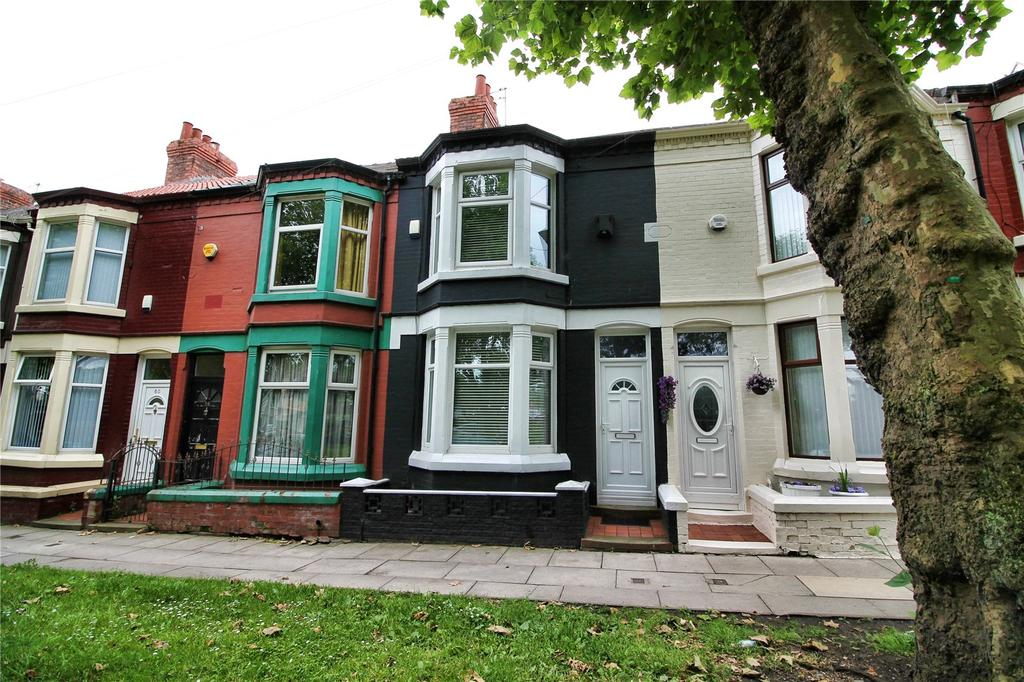 3 Bedrooms Terraced House for sale in Utting Avenue, Liverpool, L4