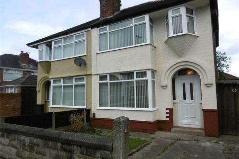 3 bedroom semi-detached house to rent - Ashbourne Crescent, Liverpool, Merseyside, L36