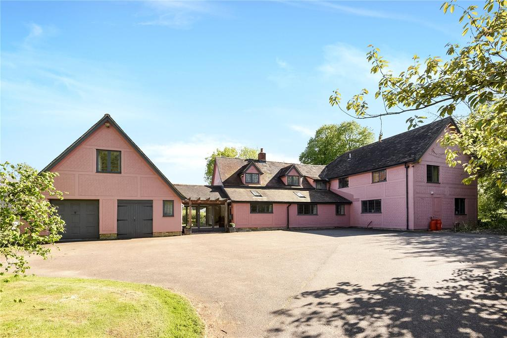 6 Bedrooms Detached House for sale in Church Road, Tostock, Bury St Edmunds, Suffolk, IP30