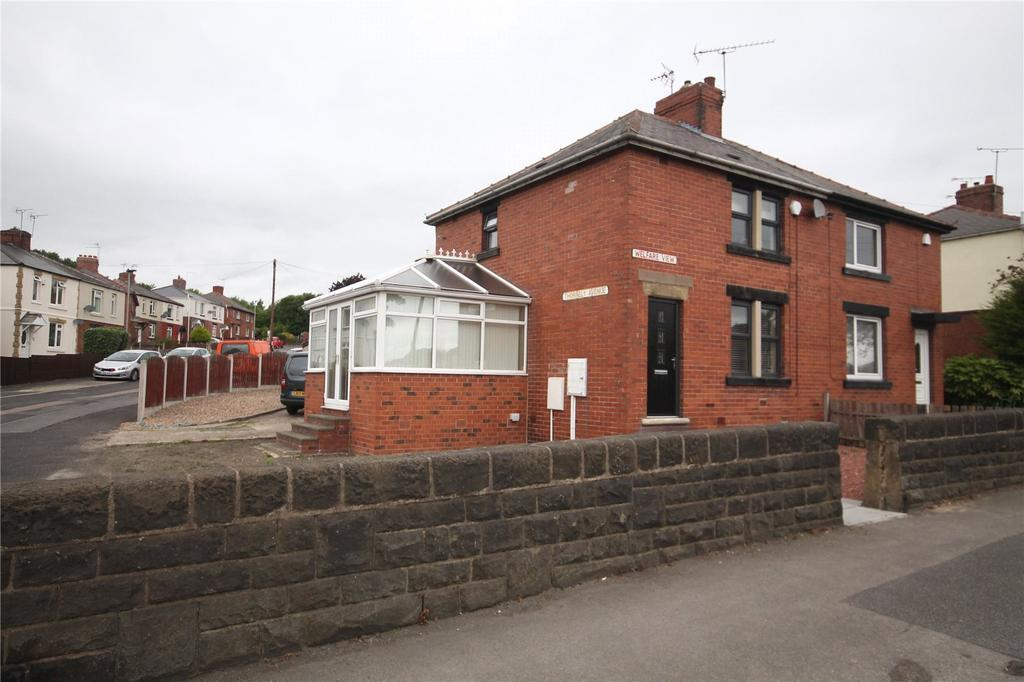 2 Bedrooms Semi Detached House for sale in Welfare View, Dodworth, Barnsley, S75