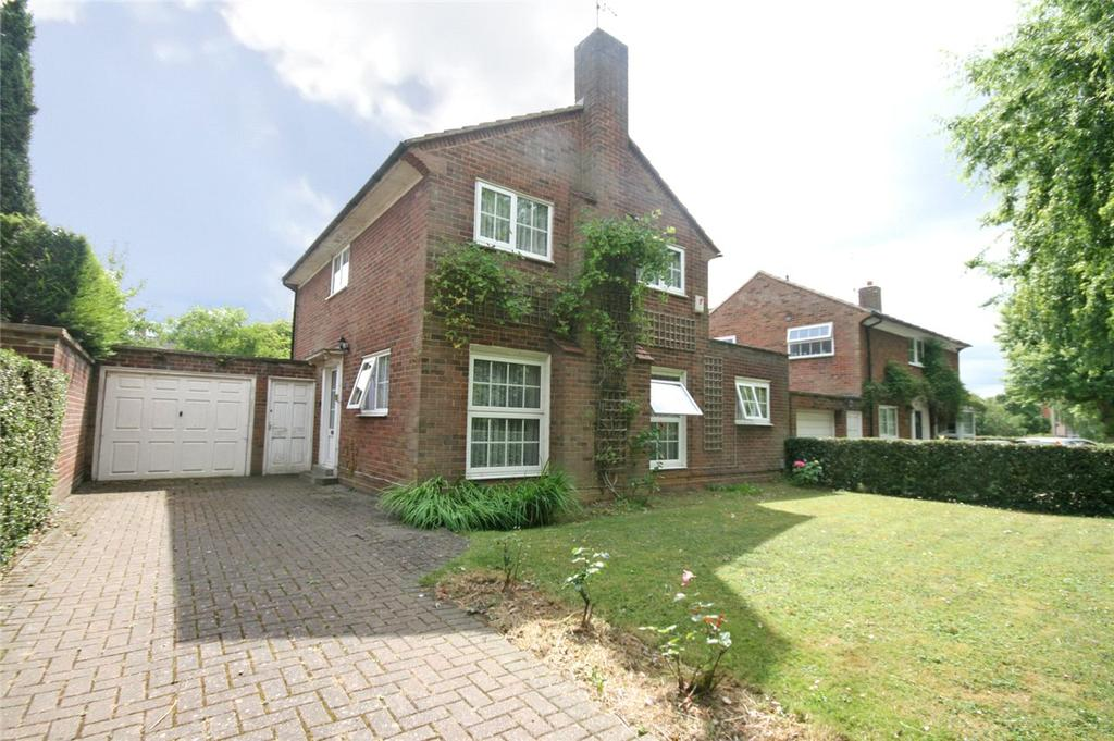 4 Bedrooms Detached House for sale in Beehive Lane, Welwyn Garden City, Hertfordshire
