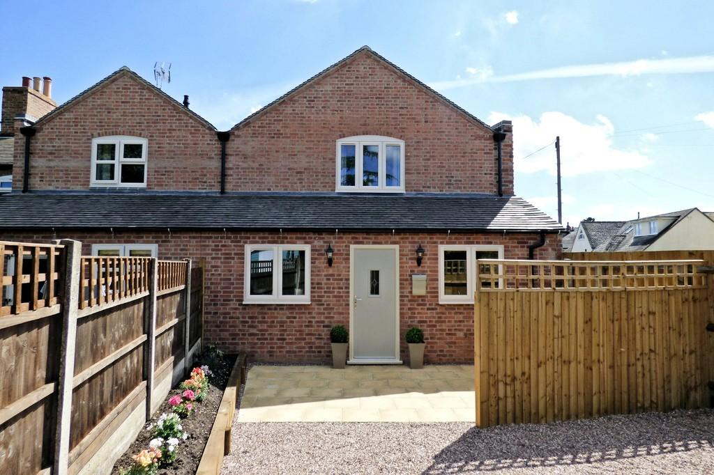 2 Bedrooms End Of Terrace House for sale in Wales Lane, Barton Under Needwood