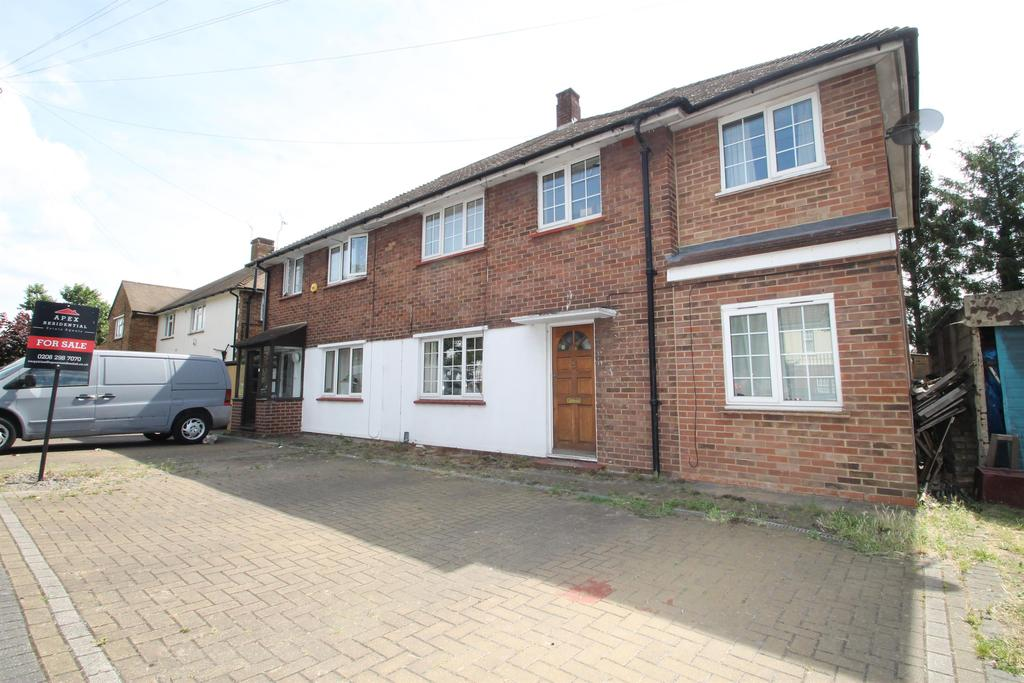 5 Bedrooms Semi Detached House for sale in Lodge Hill, Welling, Kent, DA16 1BL