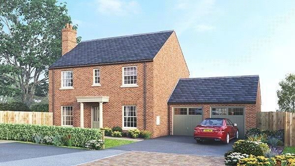 4 Bedrooms Detached House for sale in 4 Moorfields, Little Crakehall, Bedale, DL8