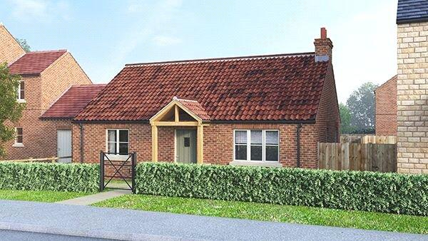 2 Bedrooms Detached Bungalow for sale in 7 Moorfields, Little Crakehall, Bedale, DL8