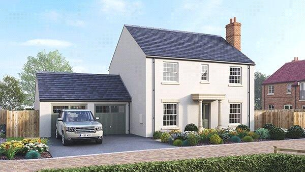4 Bedrooms Detached House for sale in 5 Moorfields, Little Crakehall, Bedale, DL8