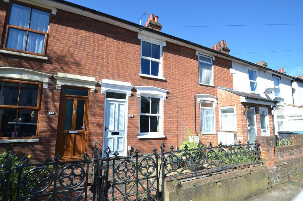 2 Bedrooms Terraced House for sale in Salisbury Road, Ipswich, Suffolk, IP3 0NP