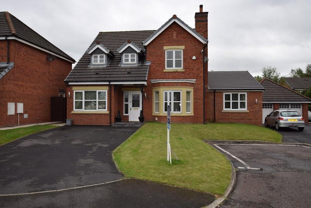 5 Bedrooms Detached House for sale in Celandine Way, New Bold, St Helens