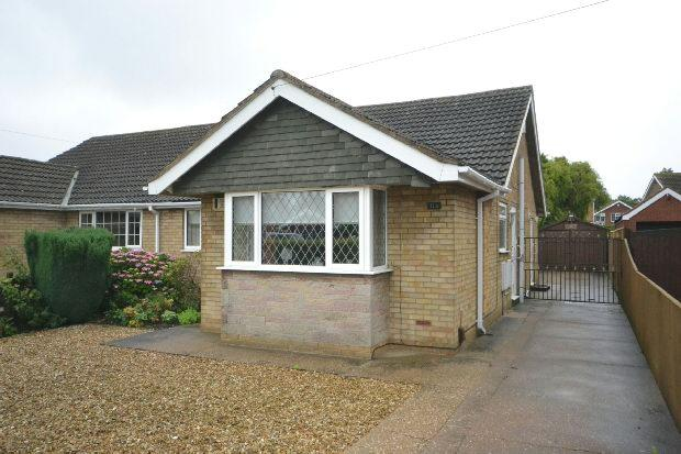 3 Bedrooms Semi Detached Bungalow for sale in Gayton Road, Cleethorpes