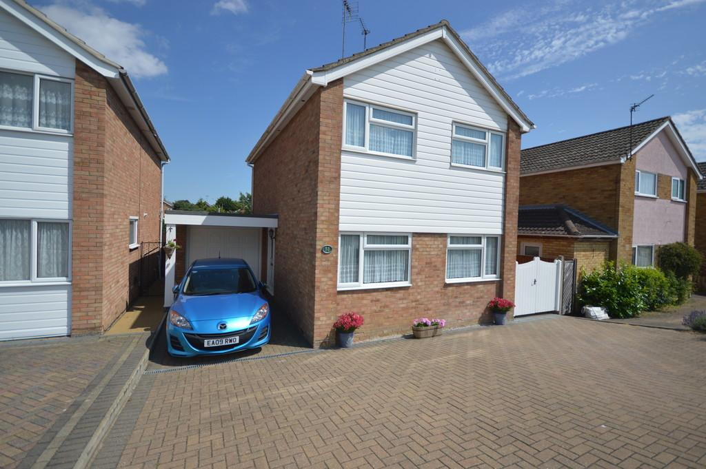 3 Bedrooms Detached House for sale in Upland Drive, St Johns