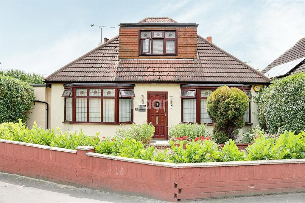4 Bedrooms Bungalow for sale in Squirrels Heath Lane, Hornchurch
