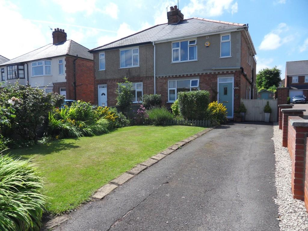 4 Bedrooms Semi Detached House for sale in Hathern Road, Shepshed