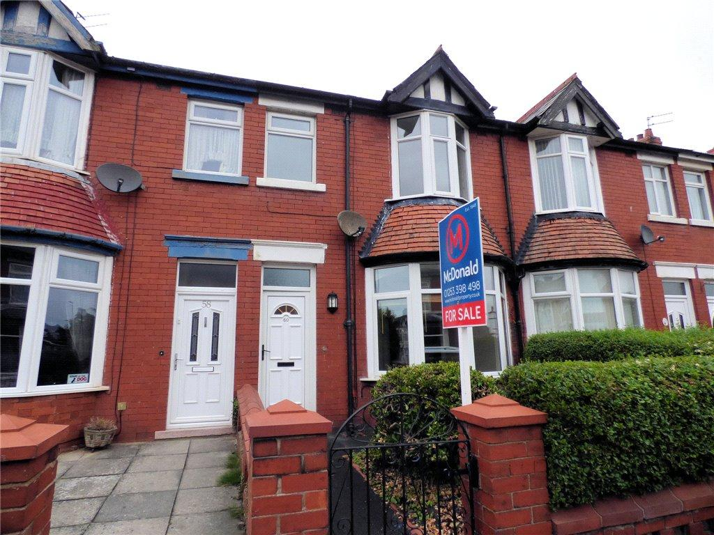 3 Bedrooms Terraced House for sale in Woodland Grove, Stanley Park, Blackpool