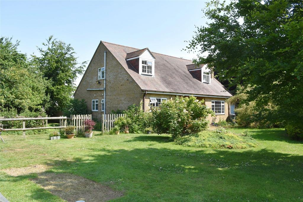 4 Bedrooms Detached House for sale in Lukes Lane, Gubblecote