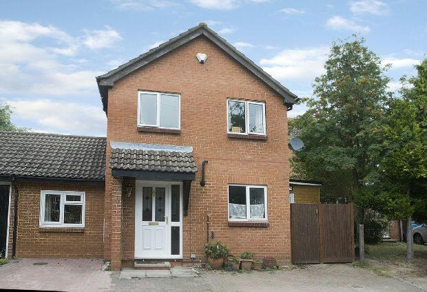 4 Bedrooms Detached House for sale in Whitestone Close, Lower Earley, Reading