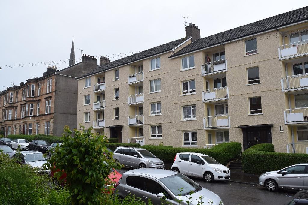2 Bedrooms Flat for sale in Herriet Street, Flat 3/1, Pollokshields, Glasgow, G41 2RQ