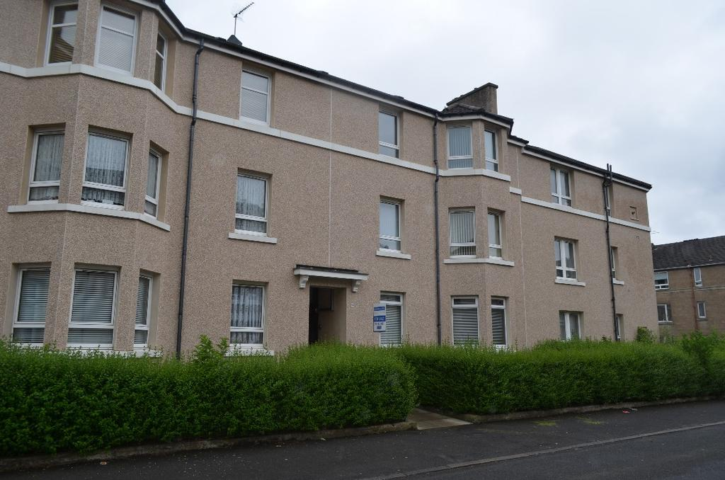 2 Bedrooms Flat for sale in Torbreck Street , Flat 2/1, Craigton, Glasgow, G52 1DS