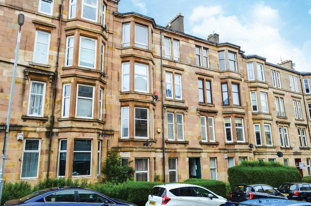 1 Bedroom Flat for sale in Walton Street, Flat 3/L, Shawlands, Glasgow, G41 3LG