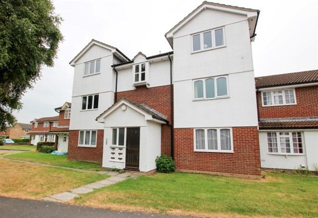 2 Bedrooms Flat for sale in Grebe Court, Bridgwater
