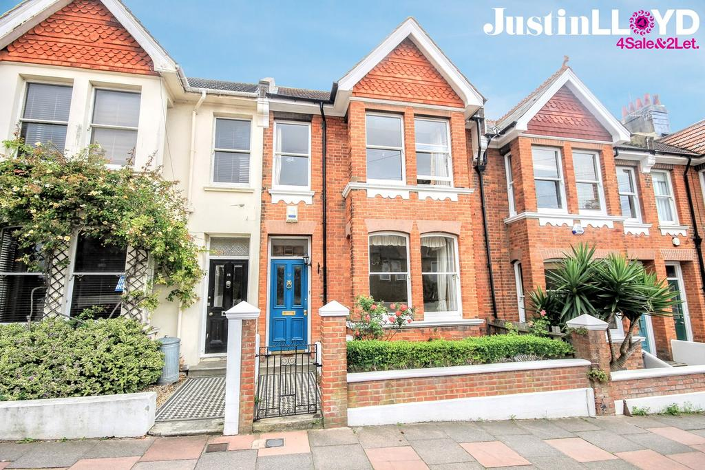 4 Bedrooms Terraced House for sale in Walpole Road, Brighton, BN2