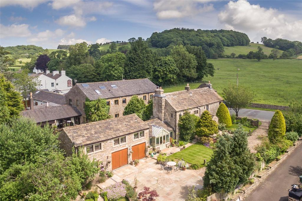 3 Bedrooms Detached House for sale in Sawley, Clitheroe, Lancashire, BB7