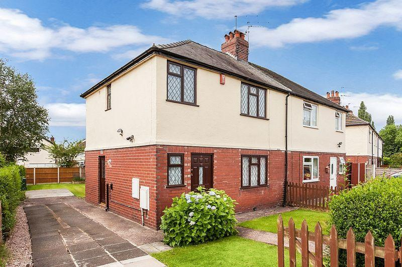 3 Bedrooms Semi Detached House for sale in Vaudrey Crescent, Congleton