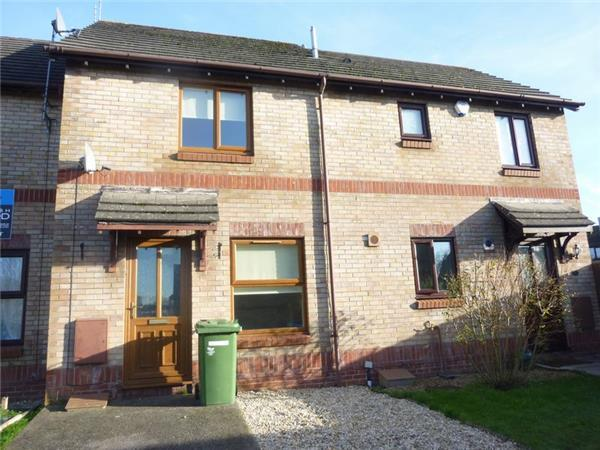 2 Bedrooms Terraced House for sale in Manor Chase, BEDDAU CF38 2JF
