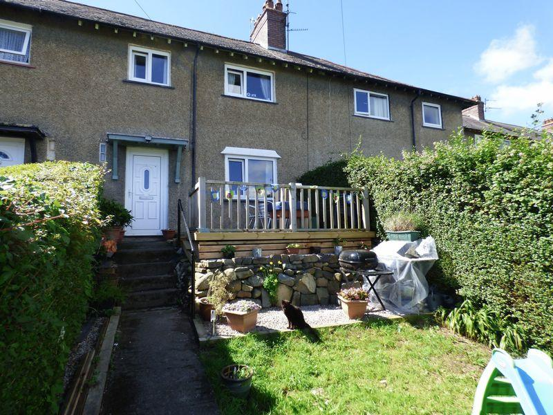 3 Bedrooms Terraced House for sale in Seiriol Road, Penmaenmawr