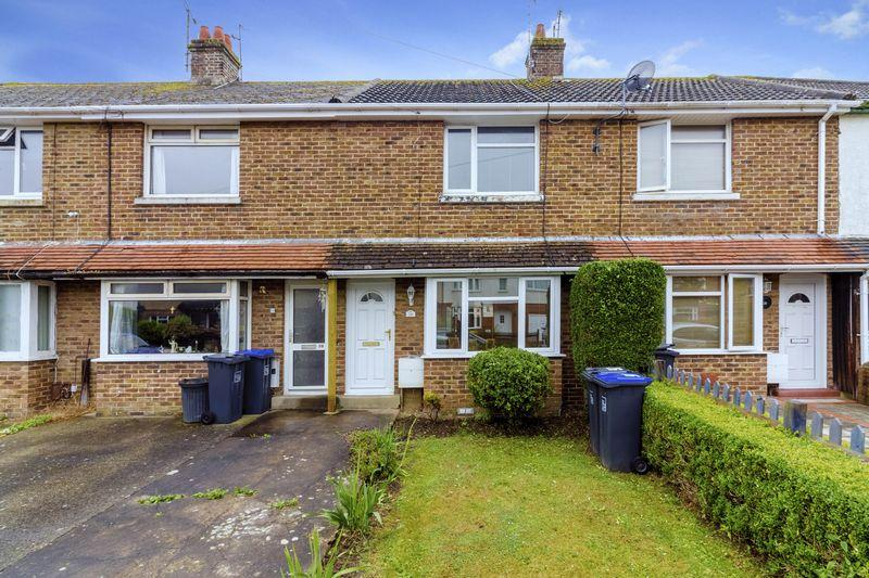 3 Bedrooms Terraced House for sale in St Andrews Road, Worthing