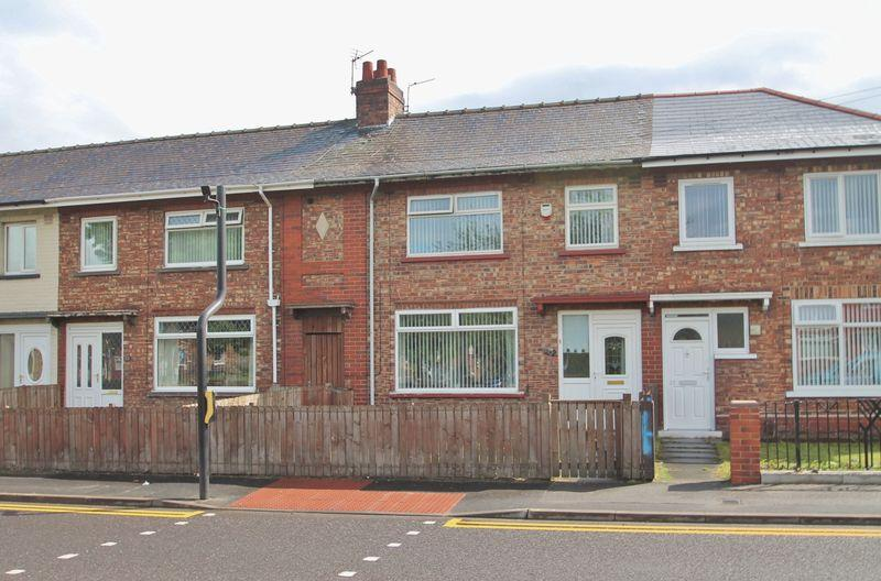 3 Bedrooms Terraced House for sale in Alexander Terrace, Brambles Farm