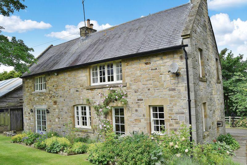 5 Bedrooms Detached House for sale in Steel, Hexhamshire
