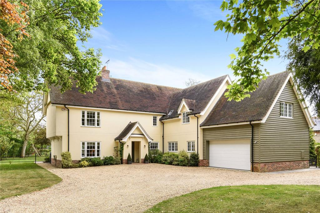 6 Bedrooms Detached House for sale in East Barton Road, Great Barton, Bury St. Edmunds, Suffolk, IP31