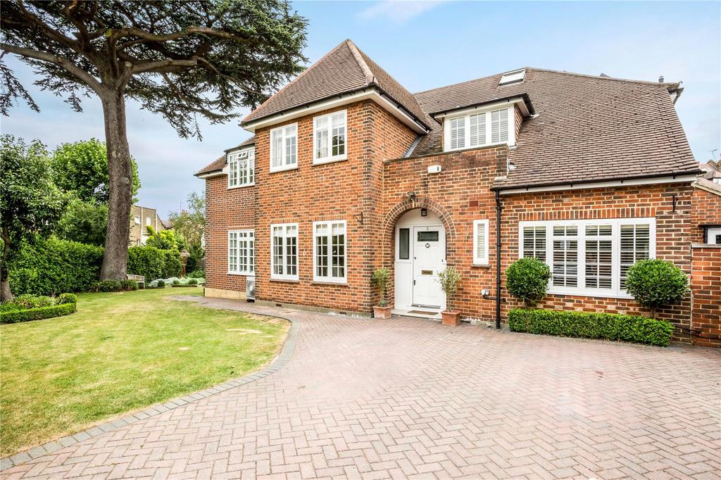 6 Bedrooms Detached House for sale in St Margaret's Crescent, Putney, London, SW15