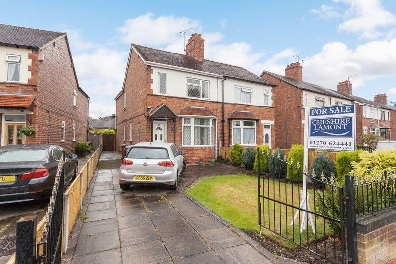 3 Bedrooms Semi Detached House for sale in Birchin Lane, Nantwich