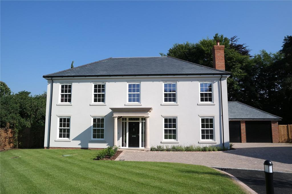 5 Bedrooms Detached House for sale in The Paddock, Basted Lane, Crouch, Sevenoaks, TN15