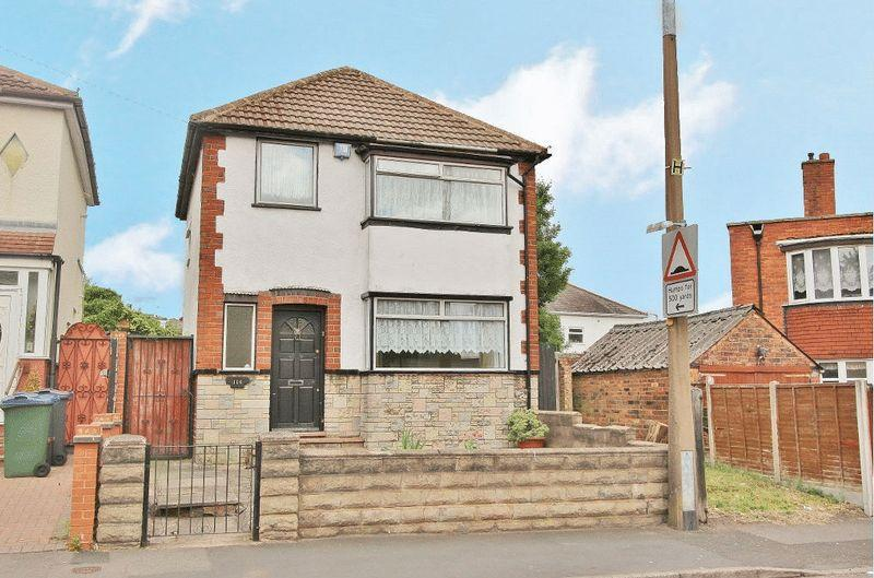 3 Bedrooms Detached House for sale in Coles Lane, West Bromwich