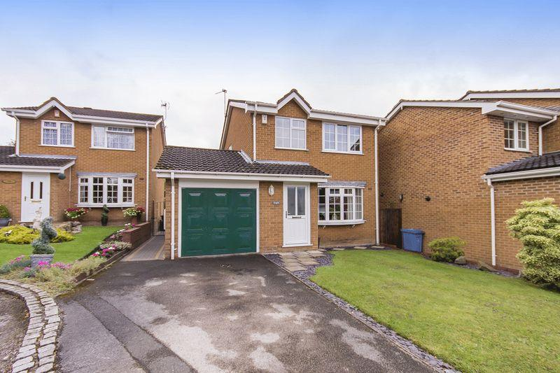 3 Bedrooms Detached House for sale in LITTLE LONGSTONE CLOSE, MICKLEOVER