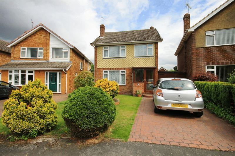 3 Bedrooms Detached House for sale in EDGE HILL, CHELLASTON