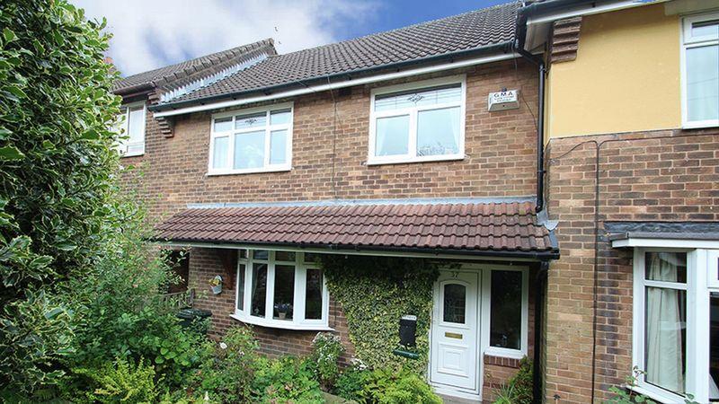 3 Bedrooms Terraced House for sale in Alderbank, Wardle OL12 9NH