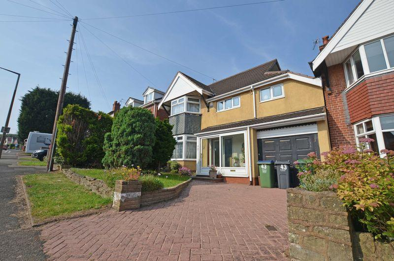4 Bedrooms Detached House for sale in Harborne Road, Warley Woods, Oldbury