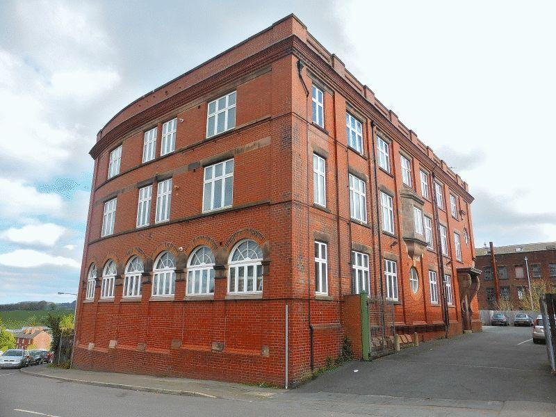 2 Bedrooms Apartment Flat for sale in Belle Vue, Leek