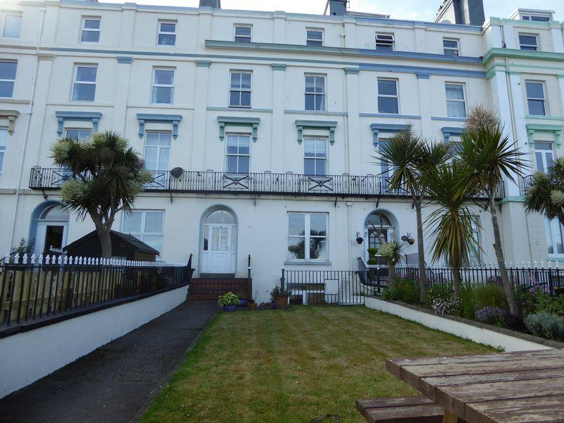 2 Bedrooms Apartment Flat for sale in Apt 4 Corrib House, Clarence Terrace, Central Promenade, Isle Of Man