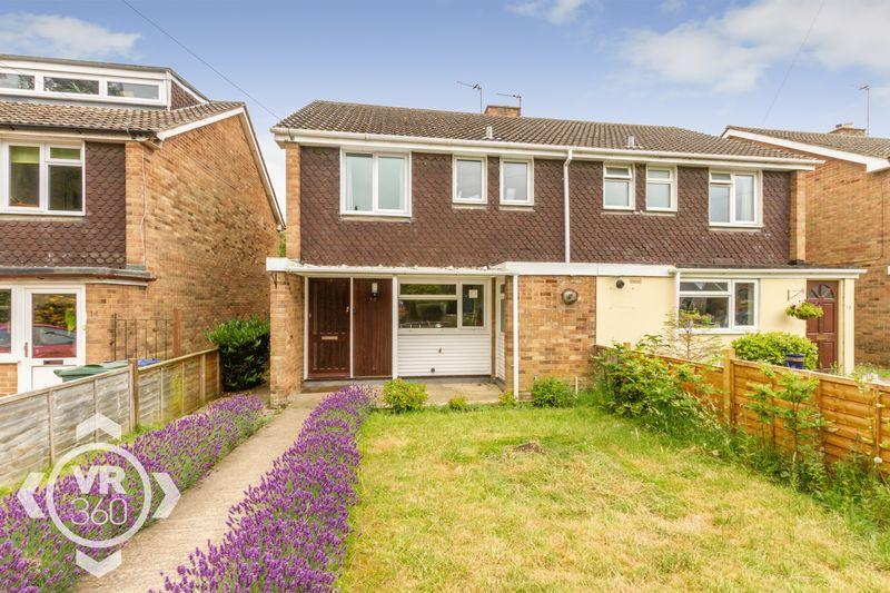 3 Bedrooms Semi Detached House for sale in Sparsey Place, Oxford
