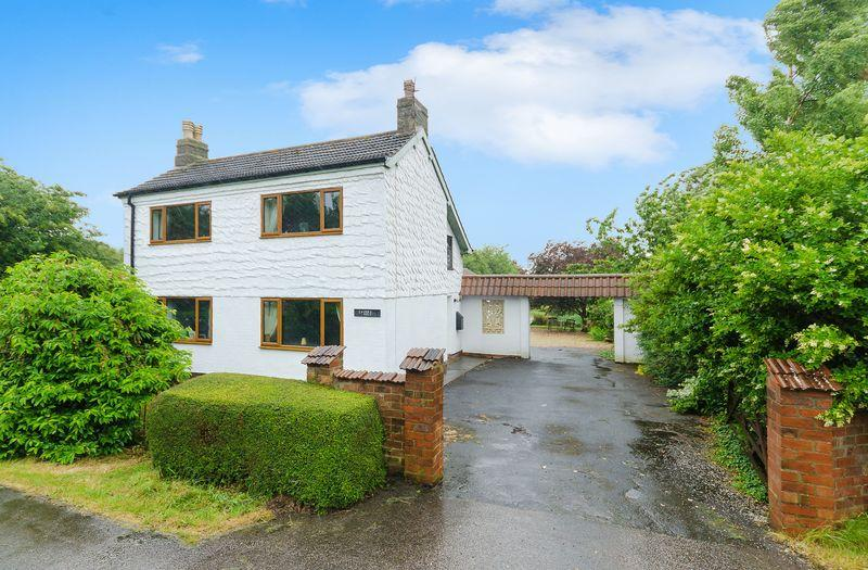 3 Bedrooms Detached House for sale in Cherry Holt, Main Road, Utterby