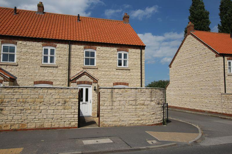 2 Bedrooms End Of Terrace House for sale in 79 Main Road, Washingborough