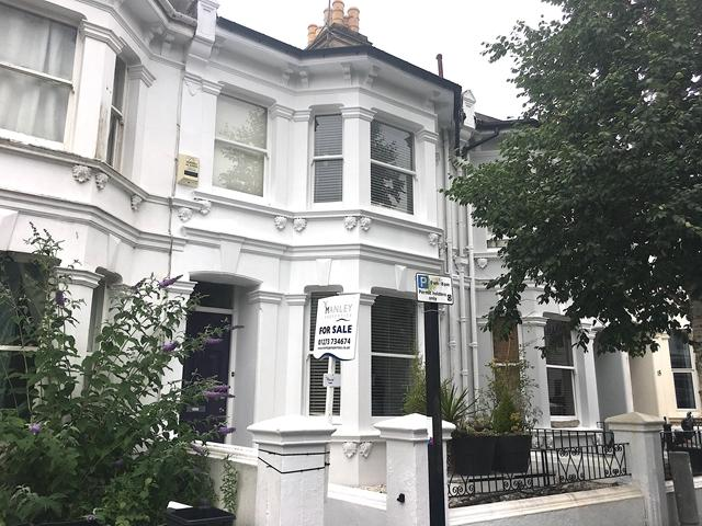 4 Bedrooms Terraced House for sale in Upper Hamilton Road, Brighton, East Sussex.