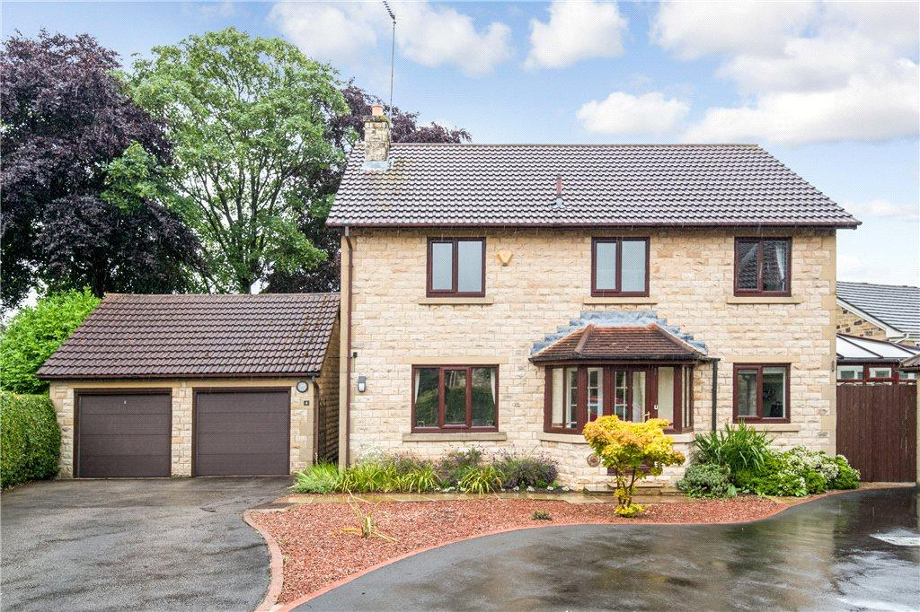 4 Bedrooms Detached House for sale in The Croft, Collingham, Wetherby, West Yorkshire