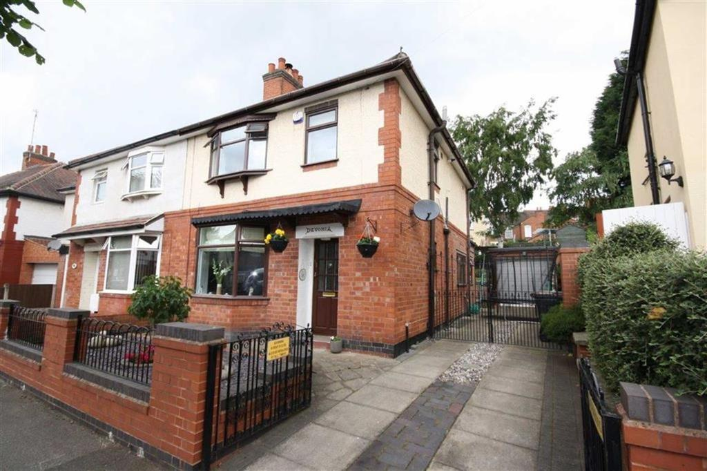 3 Bedrooms Semi Detached House for sale in Earls Road, Nuneaton