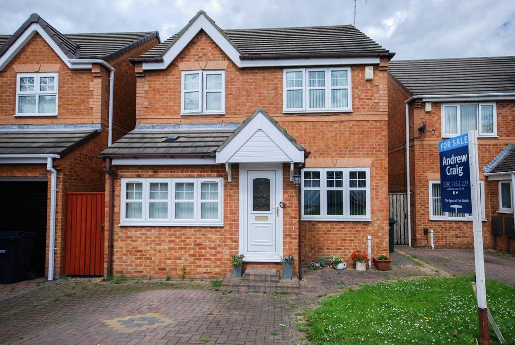 3 Bedrooms Detached House for sale in Parklands Way, Wardley